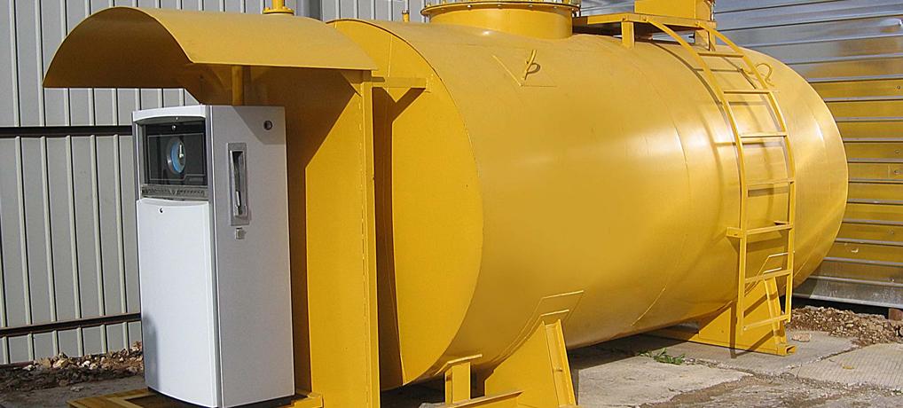 Хранение и транспортировка топлива