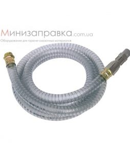 Всасывающий рукав для топлива PIUSI Spiral PVC hose + filter