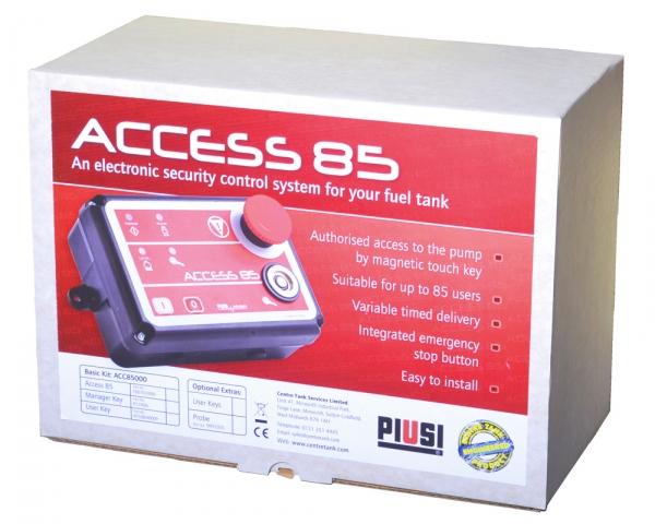 Оборудование для мониторинга процессов отпуска топлива Piusi Access 85