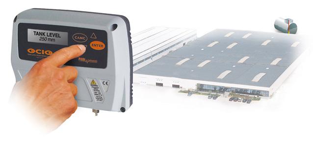 Оборудование для мониторинга процессов отпуска топлива Piusi OCIO