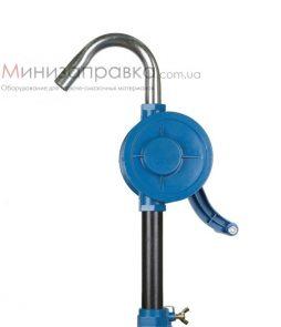 Hучной насос для бочек PIUSI Aluminium rotative