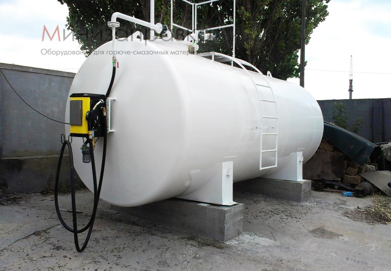 купить резервуар для дизельного топлива