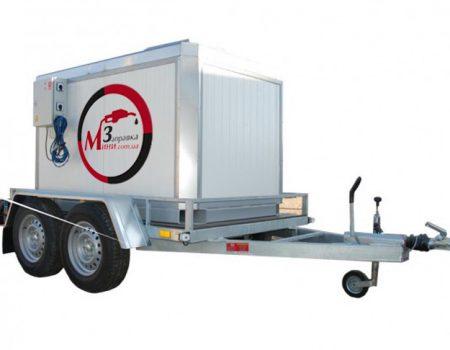 Мобильный топливораздаточный пункт 2