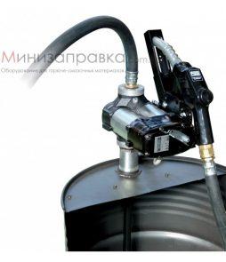 Насос для бочек DRUM Bi-Pump 24V A120