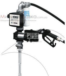 Насос для бочек DRUM EX50 230V K33 ATEX + руч. пистолет