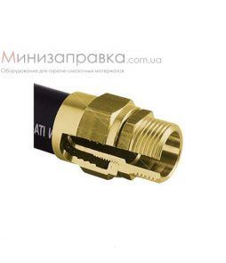 Ручной опрессовочный штуцер для шлангов 1 / 25 мм